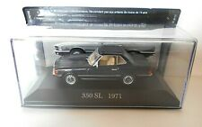 DIE CAST 350 SL 1971 MERCEDES COLLECTION SCALA 1/43  #10