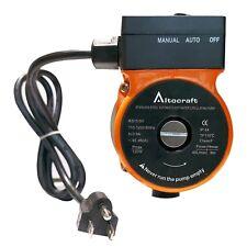 Water Recirculation pump 110V/120W Automatic Circulation Pump