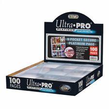 Ultra PRO 84732 Platinum Hologram Trading Card