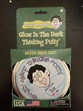 """NEW Crazy Thinking Putty AaRon's """"Ion"""" Glow in The Dark, 3.2 oz - LOT OF 30"""