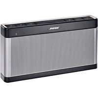 Bose SoundLink 3 Bluetooth Speaker III - Silver