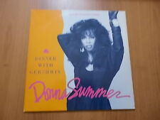 "12"" DONNA SUMMER - DINNER WITH GERSHWIN 1987"