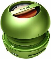 X-mini KAI 2 (Green) - Portable Bluetooth Mini Speaker with Massive Sound!