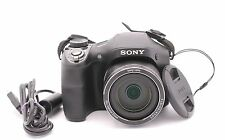 Sony Cyber-shot DSC-H300 20.1 MP Digital Camera - Black US