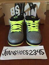 Nike DUNK LOW PRO PREMIUM QS SB 112 DJ CLARK KENT SZ 7 3M SILVER 504750-017