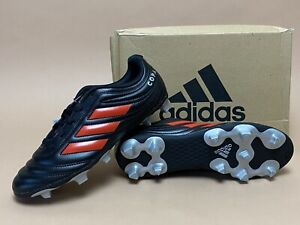 NEW Adidas Copa 19.4 FG J Youth Soccer Cleats Black/Red ~ Size 5.5 / 7W (F35460)