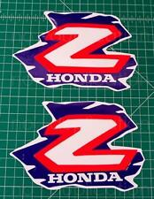 96' 1996 Z50 Z50R honda Vintage mini dirtbike 2pc tank decals stickers graphics
