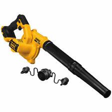 DeWalt DCE100BR 20V MAX Cordless Li-Ion Jobsite Blower (Bare Tool) Reconditioned