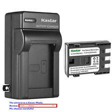 Kastar Battery Wall Charger for Canon NB-2L 2LH Canon PowerShot G7 PowerShot G9