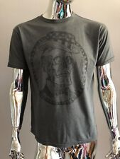 Junk Food LIBERTY OR DEATH GRAY COLOR T-SHIRT Size M