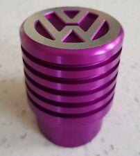 VW T4 Gear Shift Knob Ribbed Purple