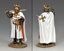 "NEW! ""The Veteran"" Teutonic Knight - King & Country Crusaders and Saracens MK159"