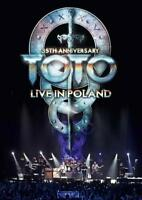 TOTO - 35TH ANNIVERSARY: LIVE IN POLAND [LIMITED EDITION] [CD/DVD] NEW BLU-RAY/D