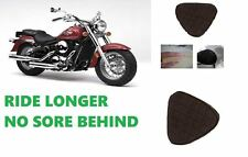 Motorcycle Gel Pad for Yamaha V-Star 950 Models Driver Seat Memory Foam & Gel
