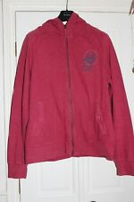 Timberland Red Hoodie Size XL vgc