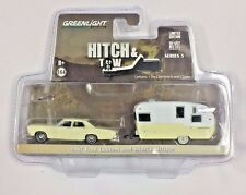 GREENLIGHT Hitch & Tow Series 5 1967 Ford Custom and Shasta Airflyte 1:64