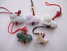 100% Natural Type A Jadeite Jade Chinese Zodiac pendant Tiger pick your choice