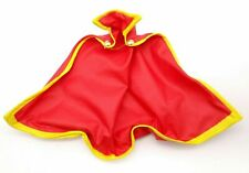 SU-C-GLD: Wired Red Cape w/ Gold Chain for Marvel Legends Gladiator (No Figure)