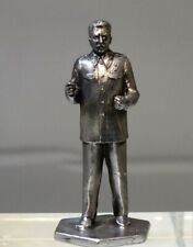 Tin Toy Soldier Assembled Unpainted Stalin 54mm 1/32 miniature