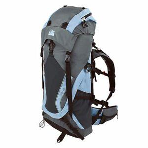Tate 60L Sac à dos Trekking Sac à dos de randonnée de voyage Sac à dos Raincover