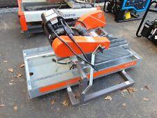 "SLIGHTLY USED - Husqvarna TS-250X3 Tile Saw - 24"" length - 10"" blade"