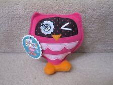 Lalaloopsy Pets Pink Owl Plush Bea Spells A Lot NWT New