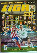 FALTAS LIGA ESTE 2012-2013 (12-13). PANINI 20 cts.