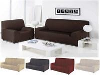 1/2/3 Seater Sofa Stretch Cover / Slip Cover Washable Elastic Sofa Cover / Throw