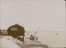 Charente Maritime, Haute mer à Pointe du Chapus (Bourcefranc-le-Chapus) Vintage