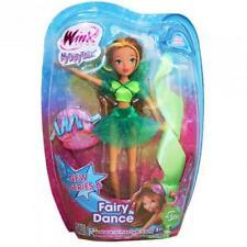 Winx Club Fairy Dance Flora Doll Giochi Preziosi Witty