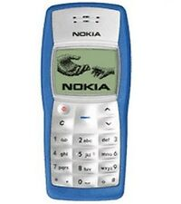 Nokia 1100  Blue- Imported