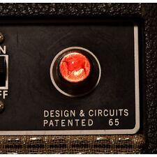 Guitar amplifier Jewel Lamp Indicator lamp jewel.  Model 2001.  For pilot light