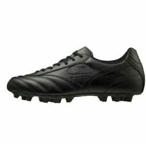 Mizuno Rugby Boots Black Size 8.5UK Moulded Studs