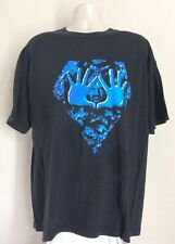 Vtg 90s Diamond Dallas Page T-Shirt Black XL WCW WWF Pro Wrestling