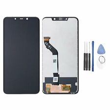 """for XIAOMI Pocophone F1 2018 6.18"""" LCD Display Touch Screen Digitizer Frame Bk"""