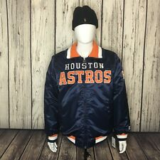 Houston Astros Starter Jacket Size Medium NEW WITH TAGS