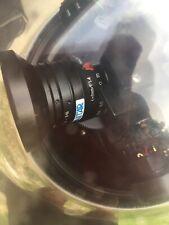 Navitar f=8mm/F1.4 C-vehicle mount Camera Made In Japan