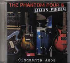 The Phantom Four&Lilian Vieira - Cinquenta Anos Promo cd single