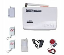 Wireless Smart Home Security System House Alarm GSM Alarm System With Remote Con