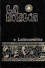 La Biblia Latinoamerica- Español Latinoamericana Catolica (El Centenario Denver)