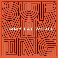 Jimmy Eat World - Surviving [CD] Sent Sameday*
