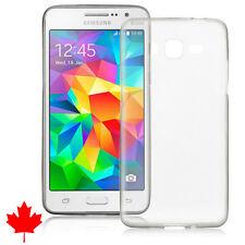 Samsung Galaxy Grand Prime G530 Clear Soft Transparent Silicone TPU Case Cover