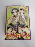 Kanokon English omnibus 7-9 Manga. Excellent condition