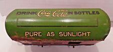 American Flyer O Gauge #518 Coca-Cola Club Car with 'Pure as Sunlight' Script