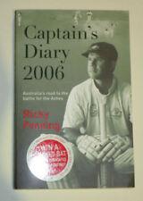 Signed Cricket Memorabilia Photos Ricky Ponting
