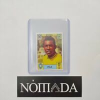 Panini PELE sticker 1970 fifa world cup wcs LIMITED EDITION MINT!