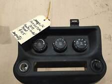 Jeep JK Wrangler A/C Heater Control Bezel P55111172AG