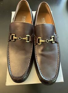 New Without Box , Men , Brown , Reaction Kenneth Cole Crespo Loafer , Size 11.
