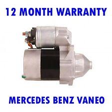 Mercedes Benz Vaneo 1.6 1.9 2002 2003 2004 2005 MPV Motor de Arranque