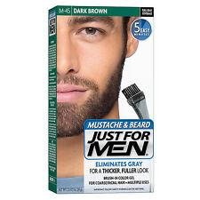 Just For Men Mustache Gel Dark Brown